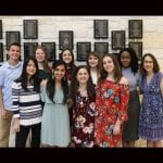 Cedar Ridge High School 2018 Top Ten