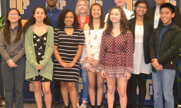 Stony Point High School 2018 Top Ten