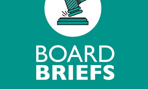 Board Briefs: Trustees approve MOU for The Holdsworth Center, receive Safety and Security Update