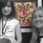 Spicewood Art Teacher named Outstanding Elementary Art Educator