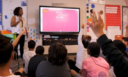 21st Century Learning: Interactive Touch Panels inspire engagement, increase learning