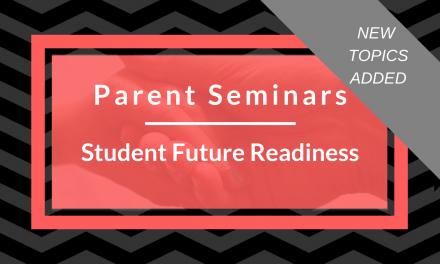 Parent Seminars Deliver Student Future Readiness Topics