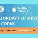 Students, Pre-K – Grade 12, offered flu shot at Saturday Clinic