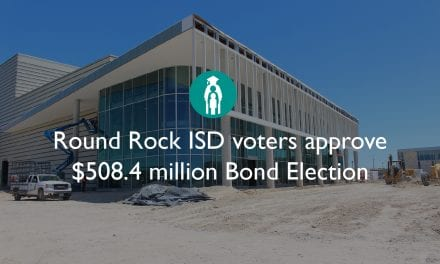 Round Rock ISD voters approve $508.4 million Bond Election