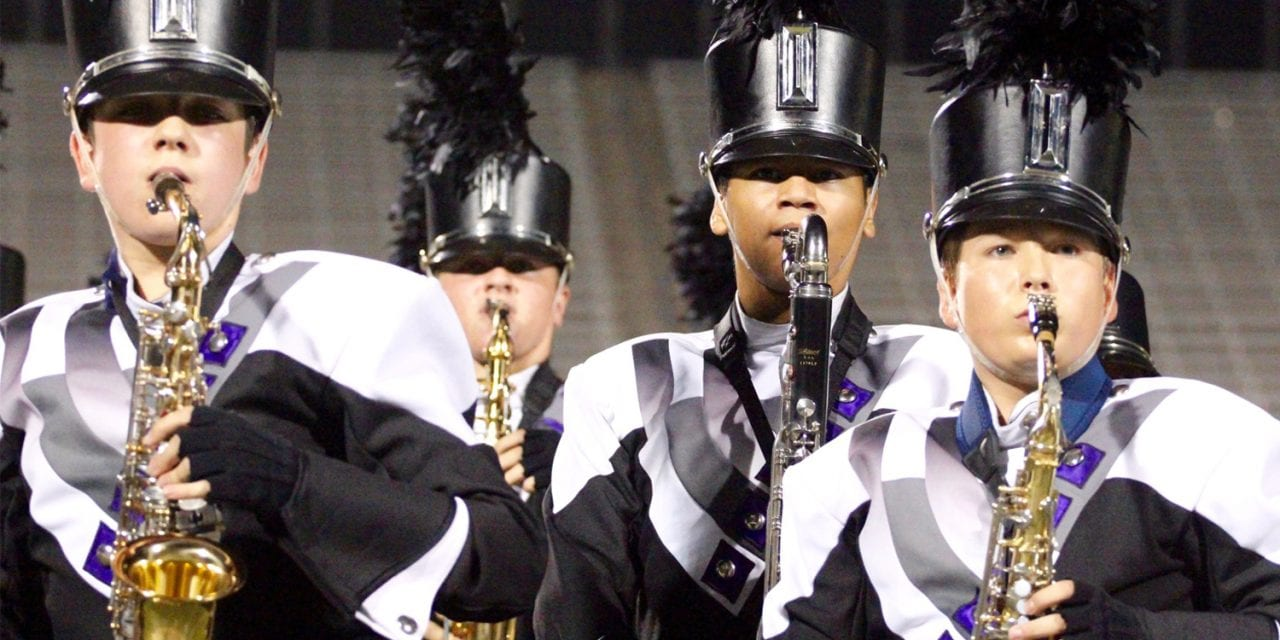 Cedar Ridge High School Marching Band ranks 11th at State competition