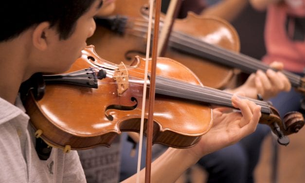 Round Rock High School Orchestra Selected for Midwest Clinic