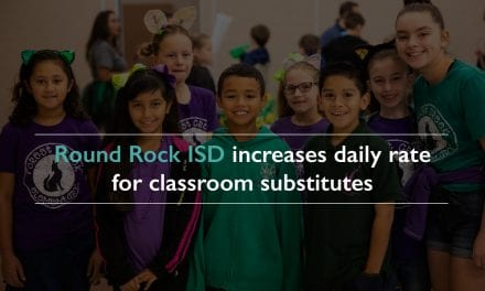Round Rock ISD increases daily rate for classroom substitutes