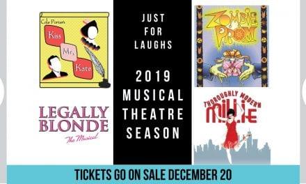 Fine Arts announces 2019 Musical Theatre season with comedy line-up