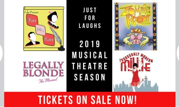 Just for Laughs: Musical Theatre Season Tickets Now on Sale