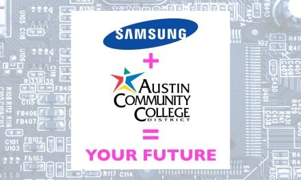 Samsung Partnership Gives Round Rock ISD Seniors Paid Summer Internships
