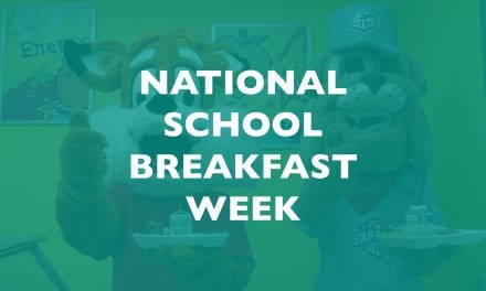 National School Breakfast Week 2019
