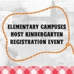 Round Rock ISD is eager to welcome the class of 2032 into kindergarten classrooms