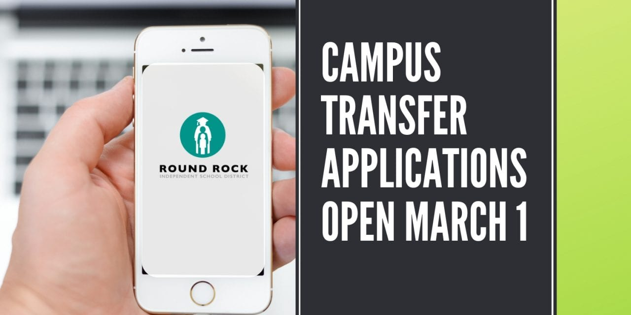 Campus Transfer Applications Open March 1