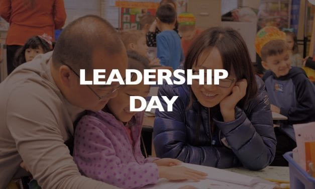 Blackland Prairie, Double File Trail and Teravista Elementary Schools Celebrated Leadership Day