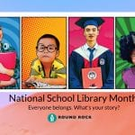 April is National School Library Month – Check Out What's Available, Online and On Campus