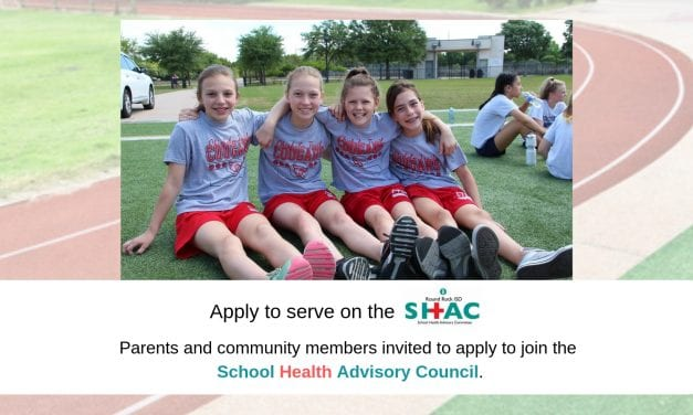 Parent and community members needed to serve on School Health Advisory Council