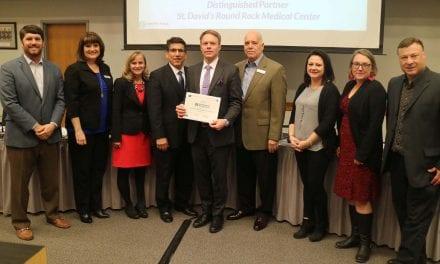 St. David's HealthCare Recognized as Distinguished Partner