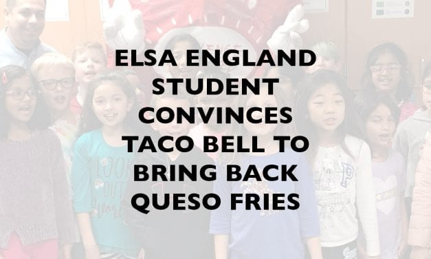 England student convinces Taco Bell to bring back queso fries