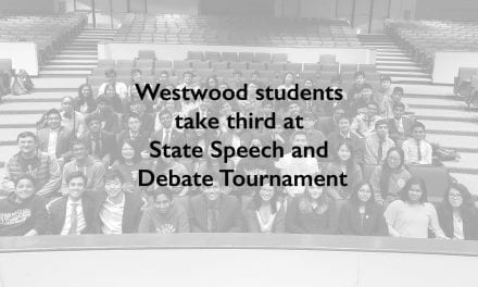Westwood students take third at State Speech and Debate Tournament