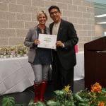 Sefton named Superintendent's  RRock Star for April 2019
