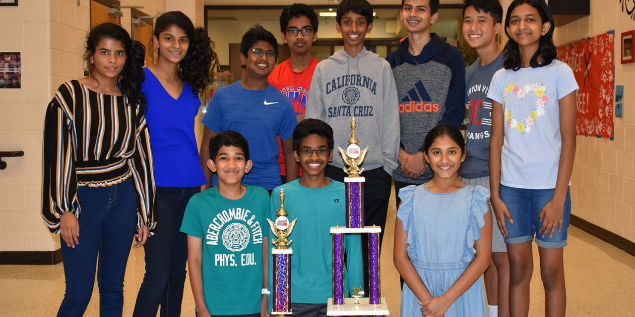 Canyon Vista students earn champion titles at National Junior High Chess tournament