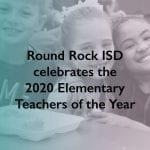 2020 Elementary Teachers of the Year