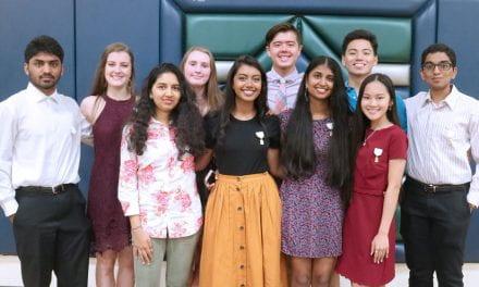 McNeil High School 2019 Top 10
