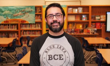I Lead by Championing the Needs of Students and the Community: Patrick Garcia