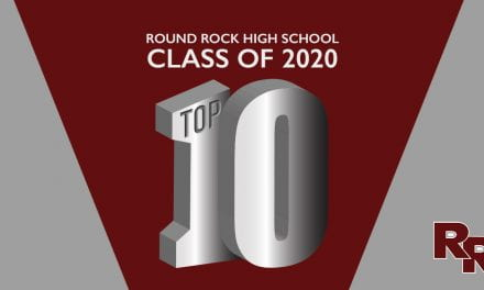 Round Rock High School 2020 Top 10