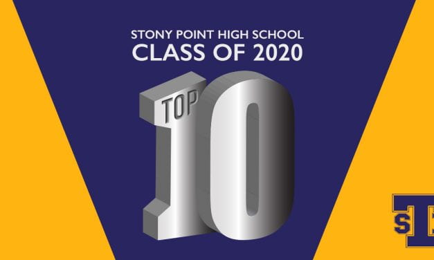 Stony Point High School 2020 Top 10