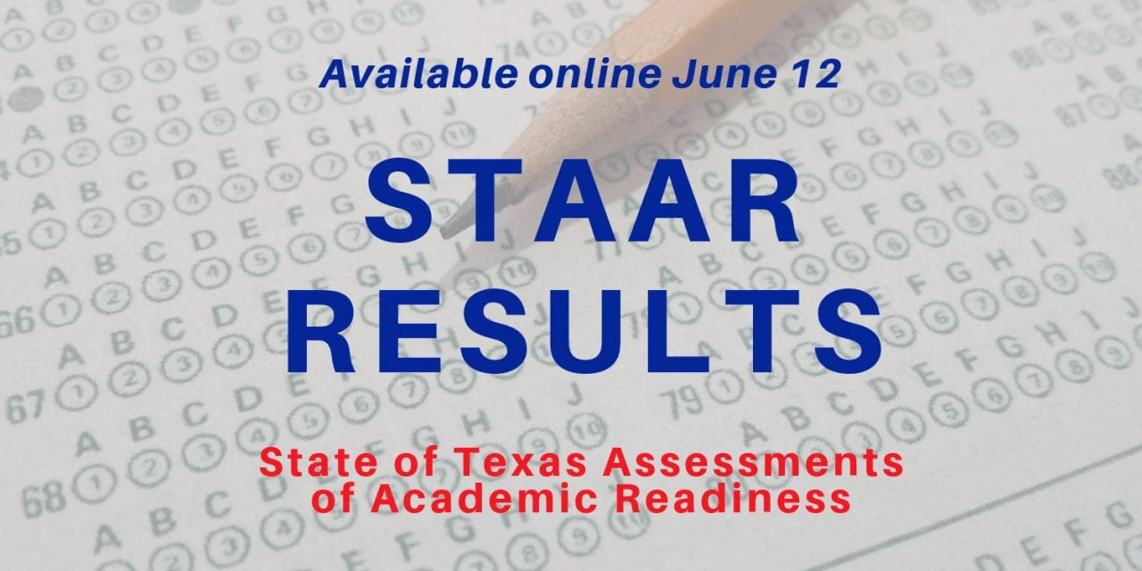 STAAR results available online June 12