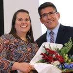 Katie Leining named Round Rock ISD's 2020 Elementary Teacher of the Year