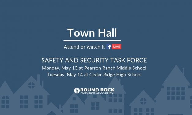 Safety and Security Community Task Force to host Town Hall meetings