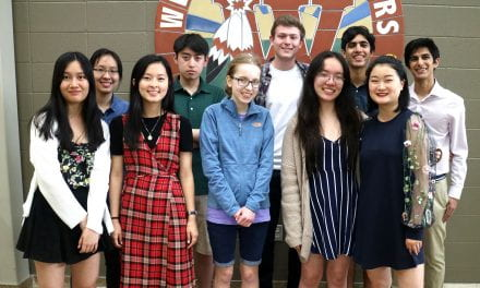 Westwood High School 2019 Top 10