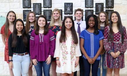 Cedar Ridge High School 2019 Top 10