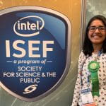 Westwood junior takes fourth at Intel International Science and Engineering Fair