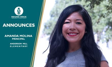 Amanda Molina named new principal of Anderson Mill Elementary