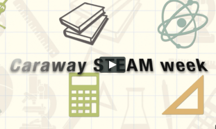 Caraway Elementary School STEAM week