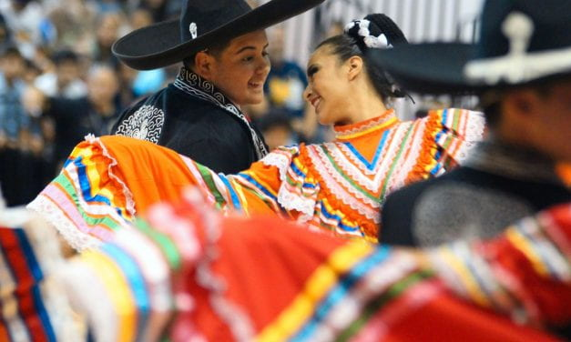 Fiesta Mexicana by Ballet Folklorico, Showcases Cultural Dance Artistry, Oct. 5