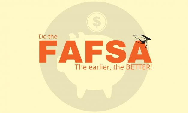 FAFSA opens Oct 1. Round Rock ISD Seniors encouraged to apply early