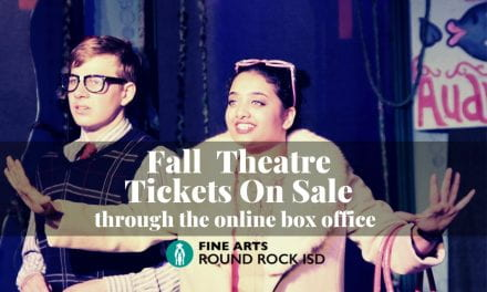Round Rock ISD Fall Theatre Productions Spotlight Student Talent