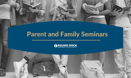Parents and Family Seminars Focus on Student Academic and Wellness Needs