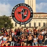 Enroll at Early College High School for 2020-2021. Family information nights.