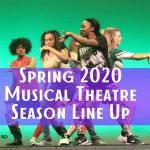 Fine Arts Announces Spring 2020 Musical Theatre Season Line Up