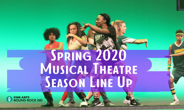 Fine Arts Announces Spring 2020 Musical Theatre Season Line Up