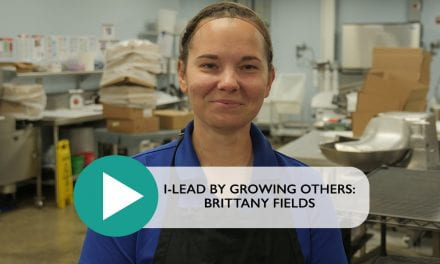 I-Lead by Growing Others: Brittany Fields