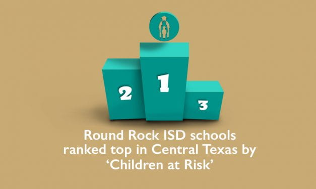 Round Rock ISD schools ranked top in Central Texas by 'Children at Risk'