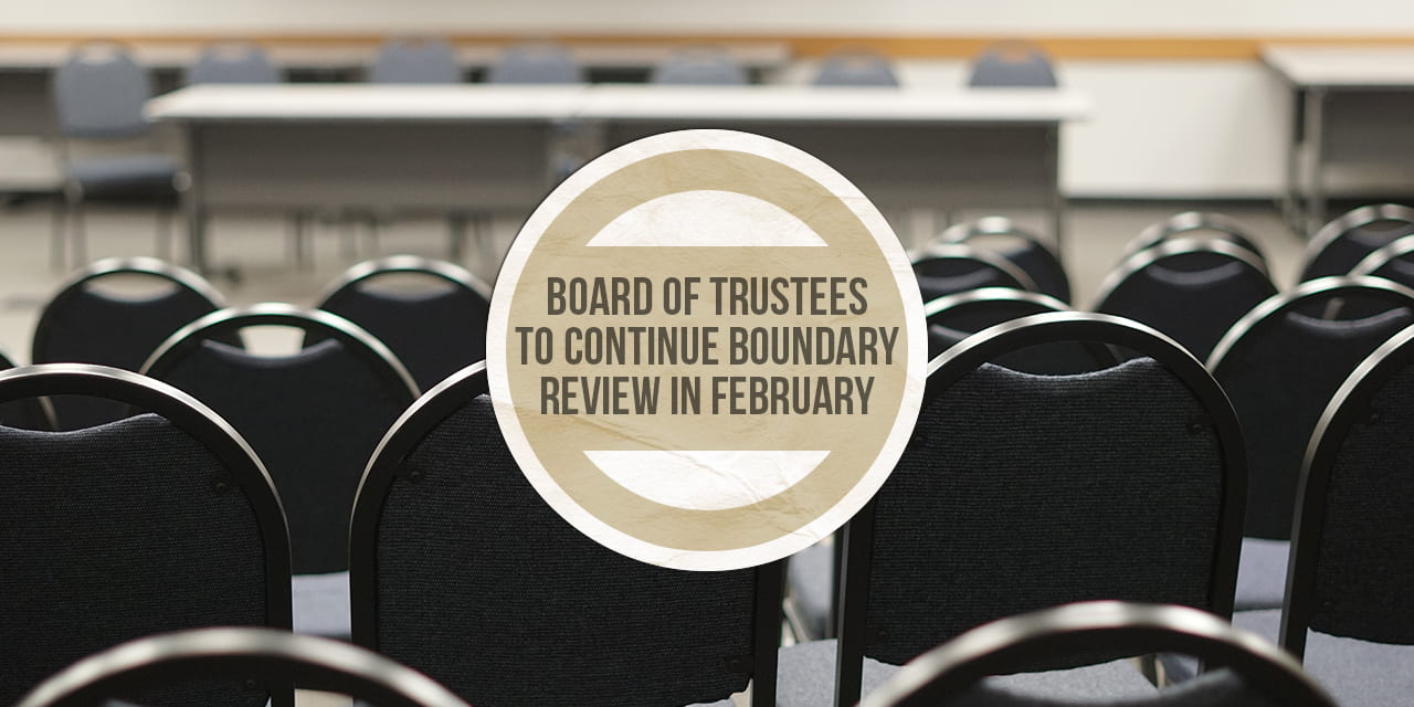 Round Rock ISD Trustees to continue boundary review in February