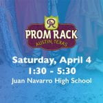 Prom Rack event gives away dresses to Central Texas teens