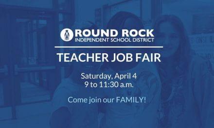 Round Rock ISD holds 2020-21 Teacher Job Fair on April 4